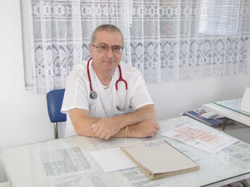 д-р Георги Василев Хаджиев