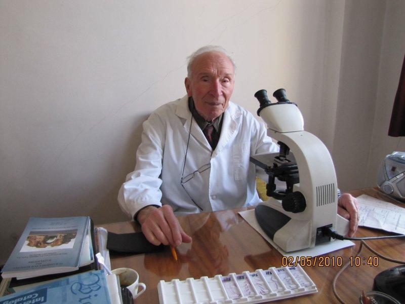 проф. д-р Христо Николов Миленков